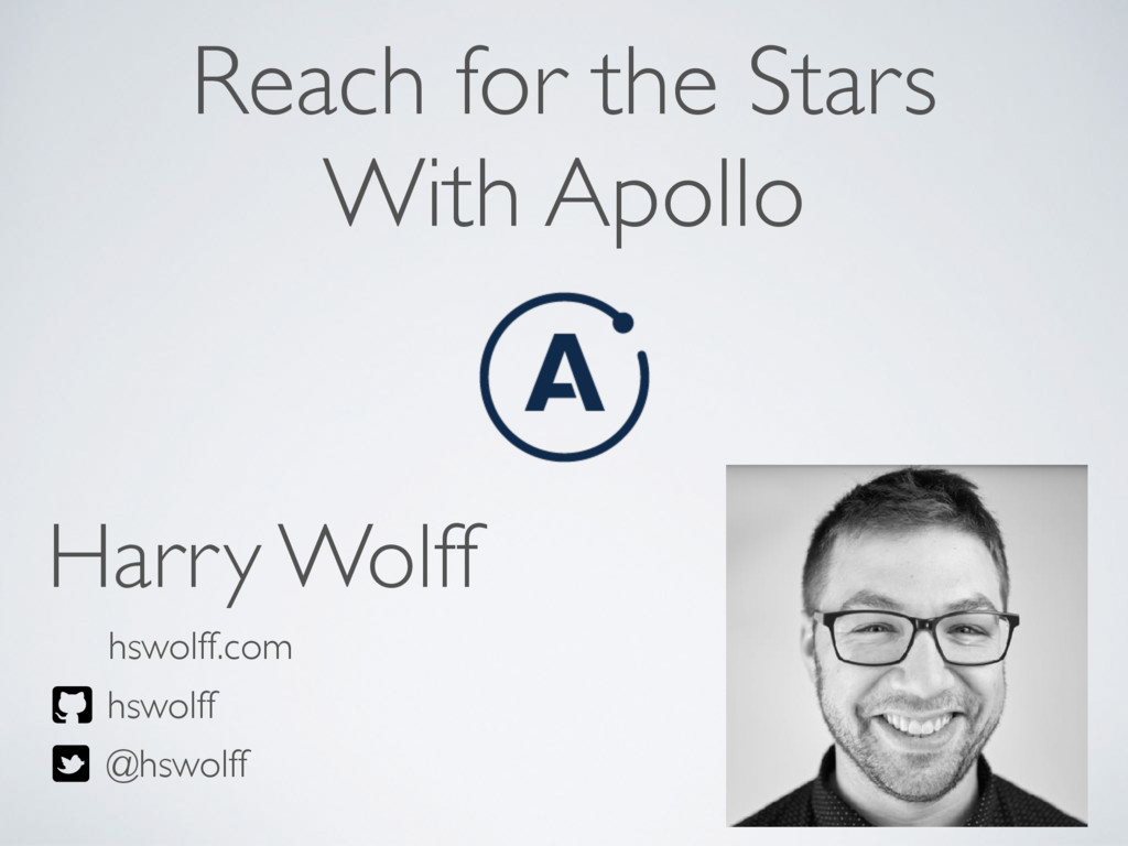 Reach for the Stars With Apollo hswolff @hswolf...