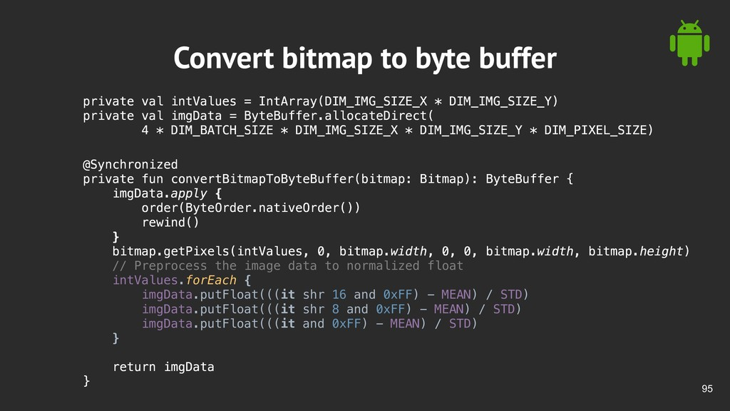 !95 Convert bitmap to byte buffer private val i...