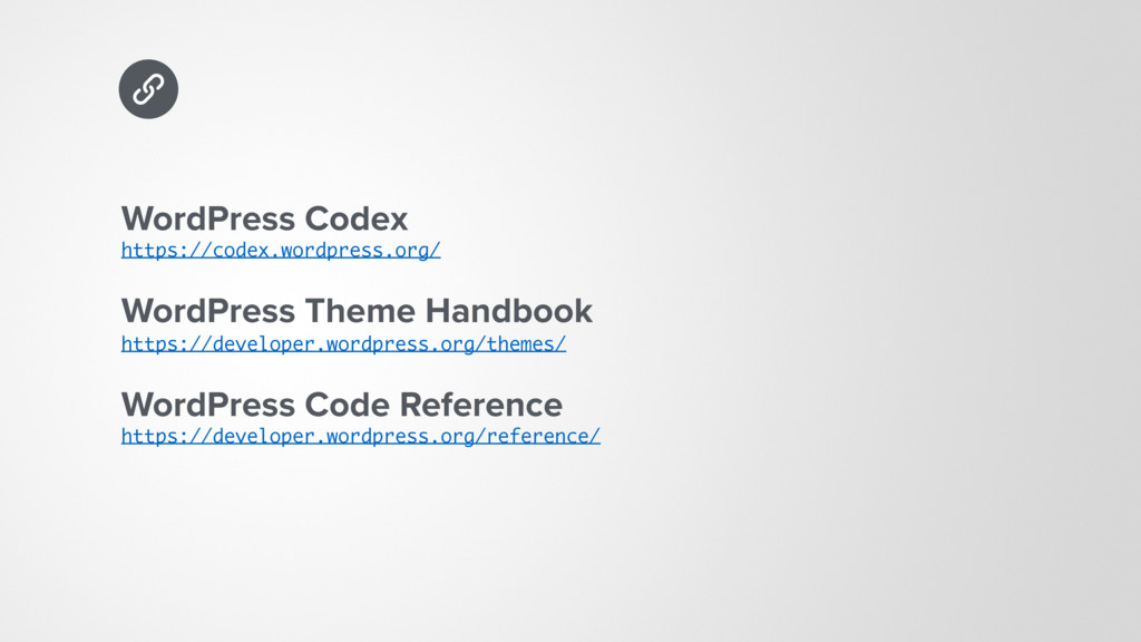 WordPress Codex https://codex.wordpress.org/ W...
