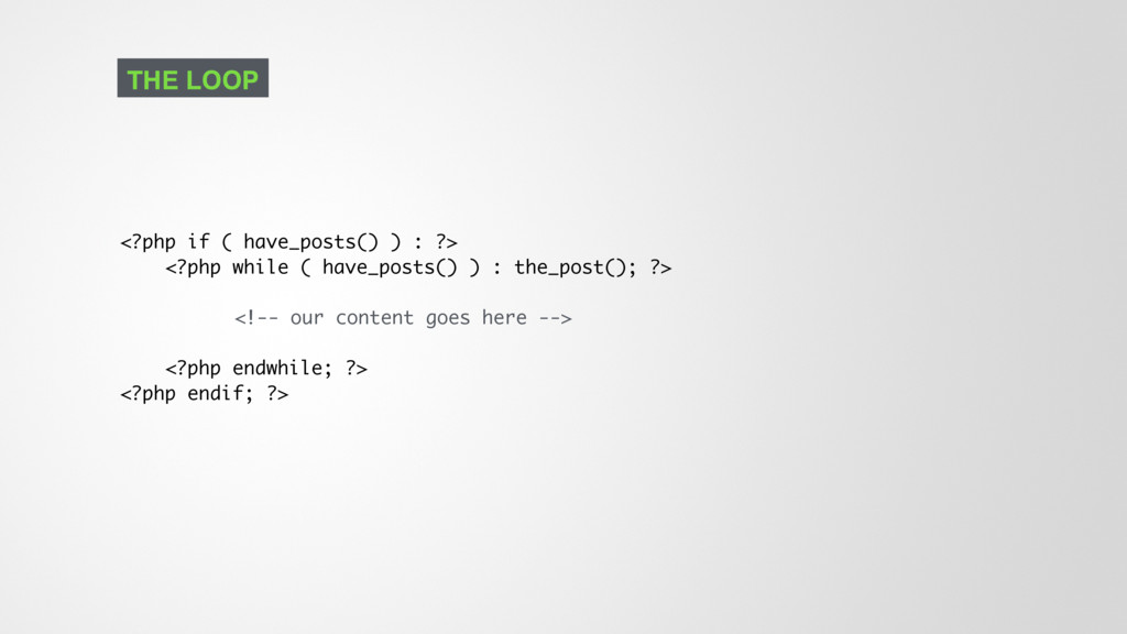<?php if ( have_posts() ) : ?> <?php while ( ha...