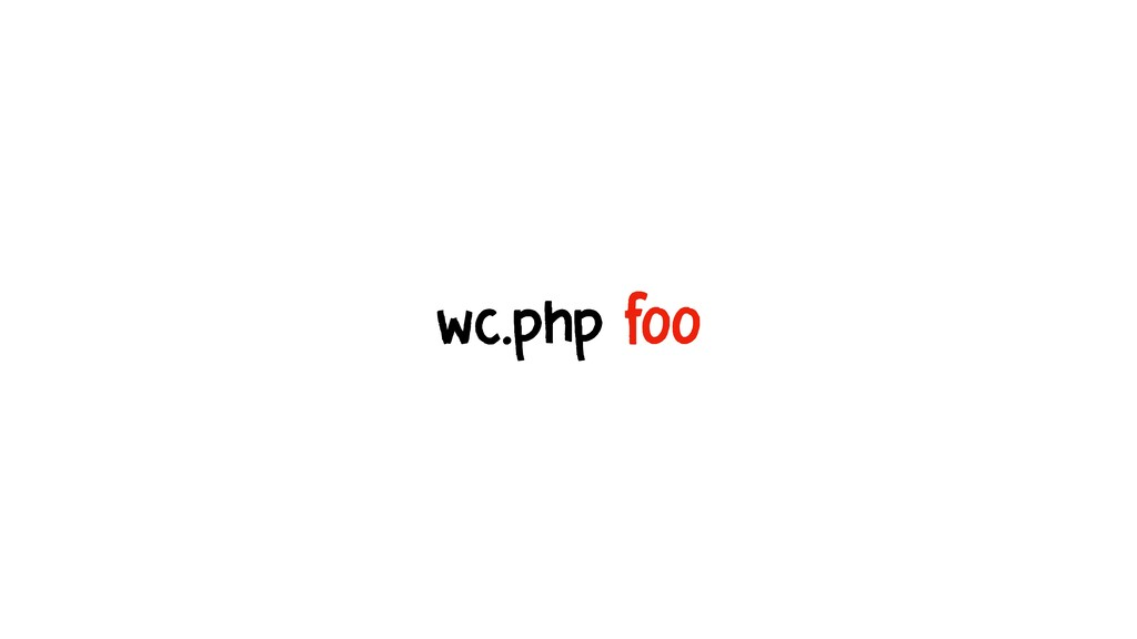 wc.php foo
