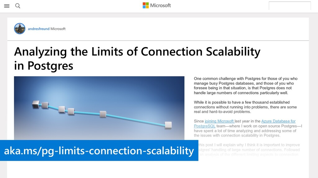 Analyzing the Limits of Connection Scalability ...