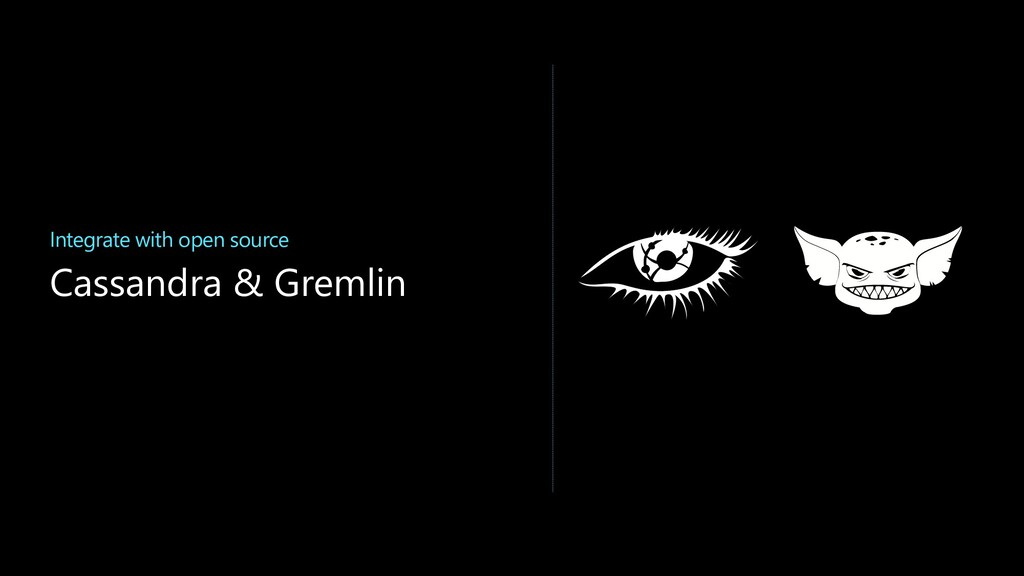 Integrate with open source Cassandra & Gremlin