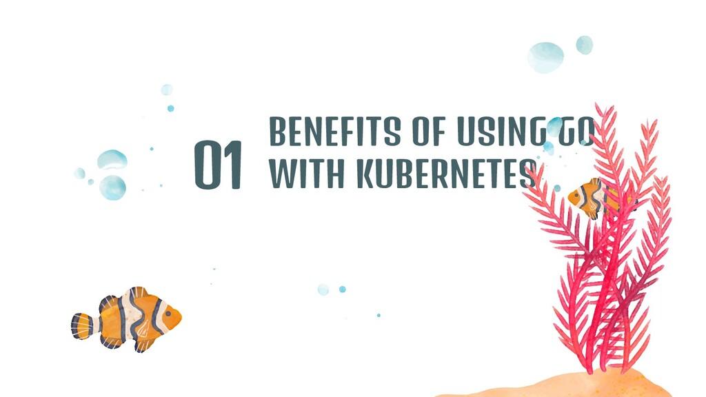 BENEFITS OF USING GO WITH KUBERNETES 01