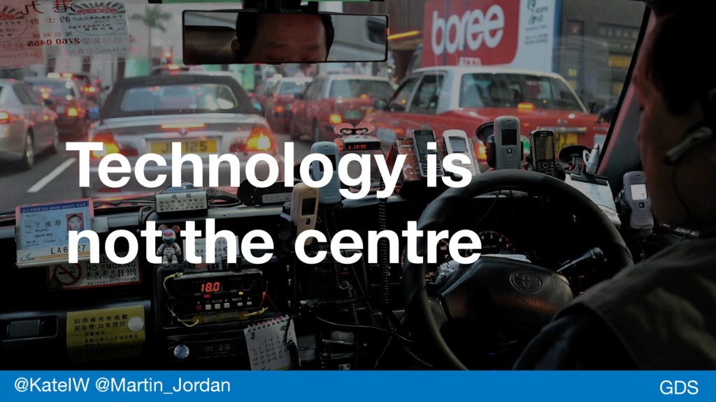 GDS Technology is not the centre @KateIW @Marti...