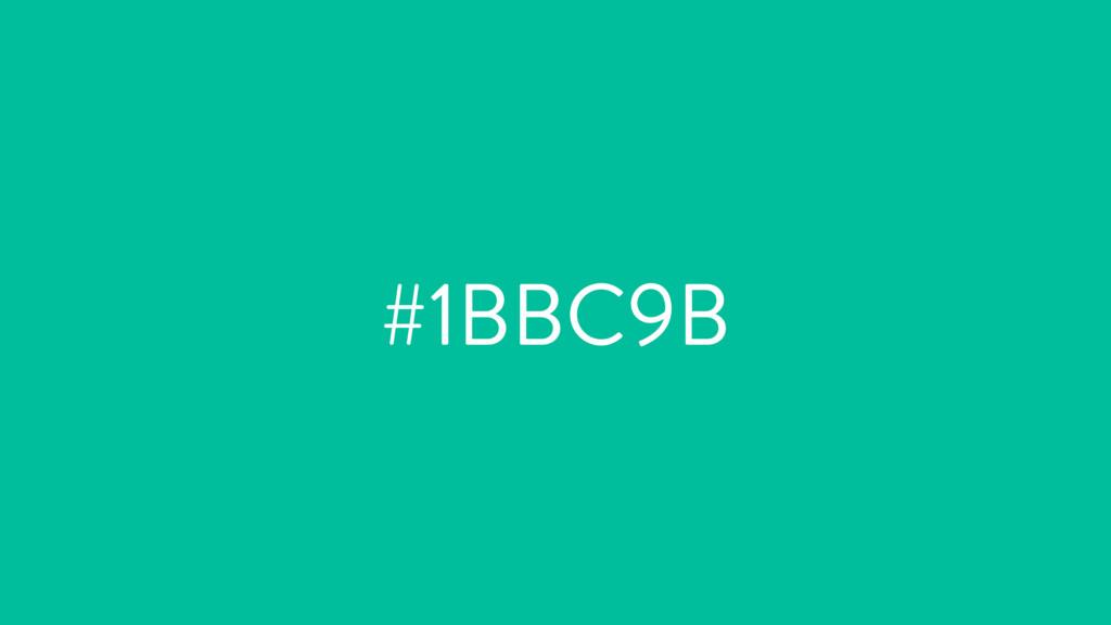 #1BBC9B