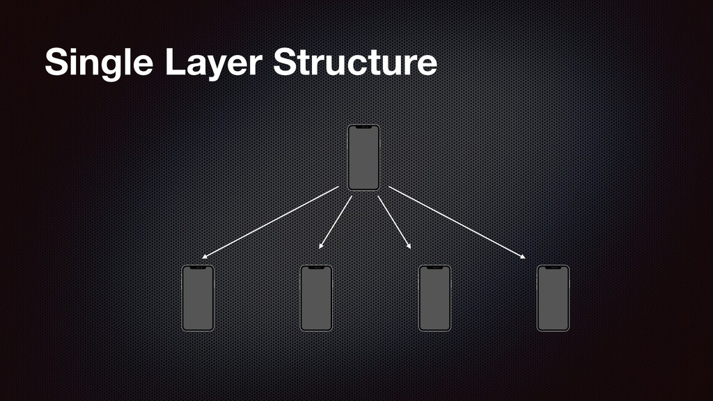 Single Layer Structure