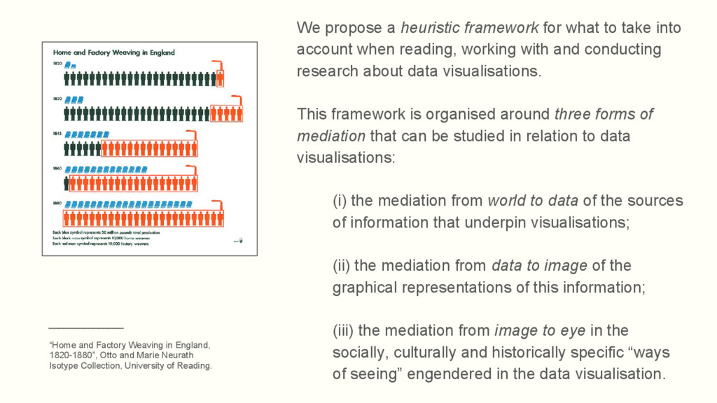 We propose a heuristic framework for what to ta...