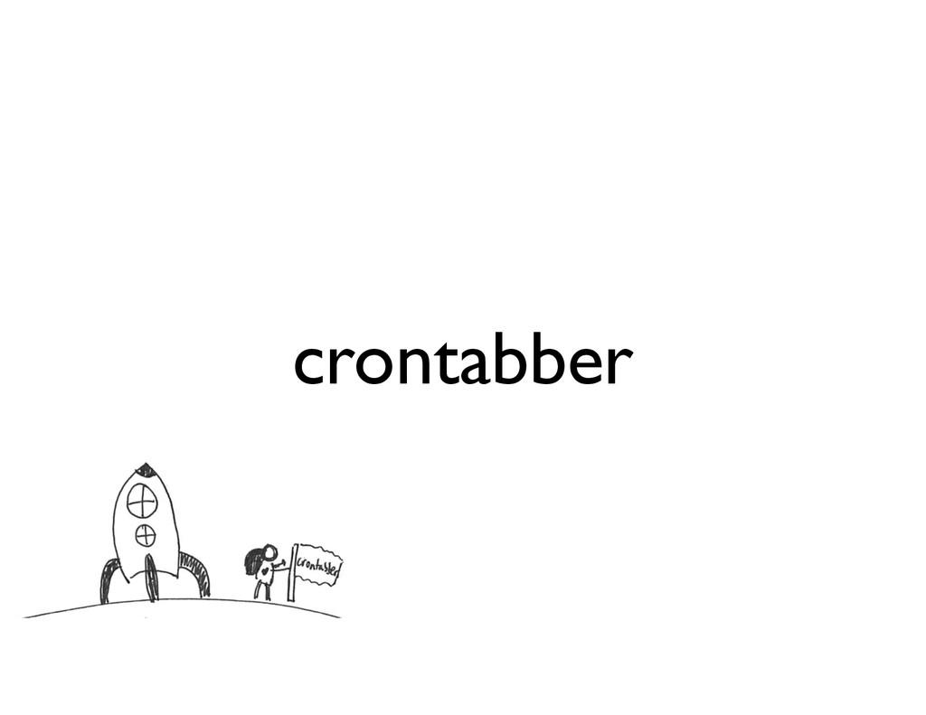 crontabber