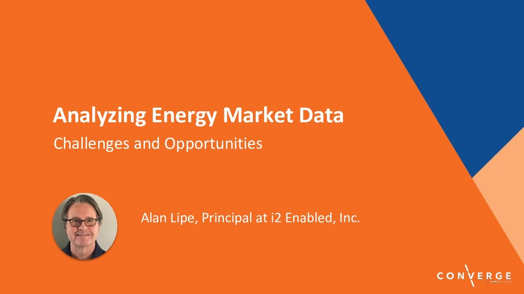 Analyzing Energy Market Data Challenges and Opp...