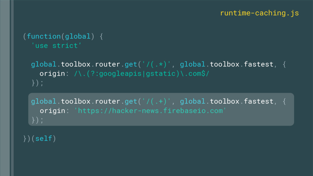 (function(global) { 'use strict' global.toolbox...