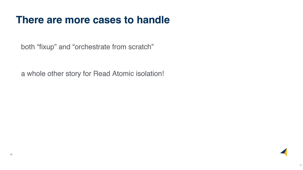 """52 There are more cases to handle both """"fixup"""" a..."""