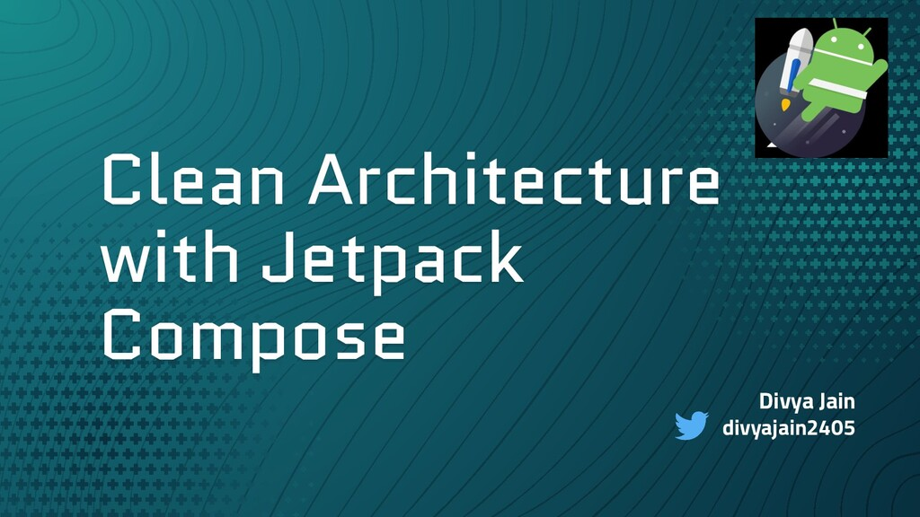 Clean Architecture with Jetpack Compose Divya J...