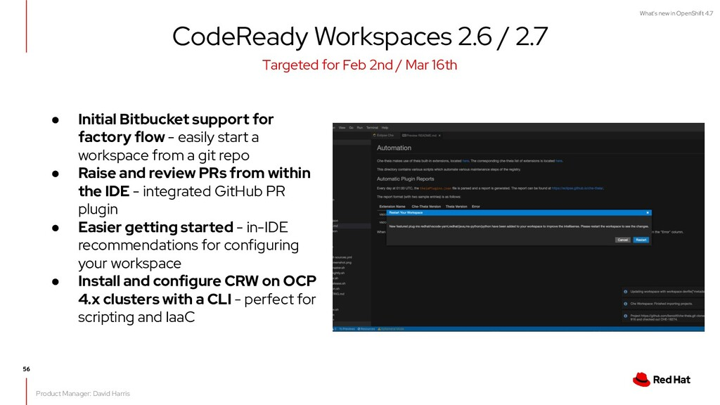 V0000000 What's new in OpenShift 4.7 Targeted f...