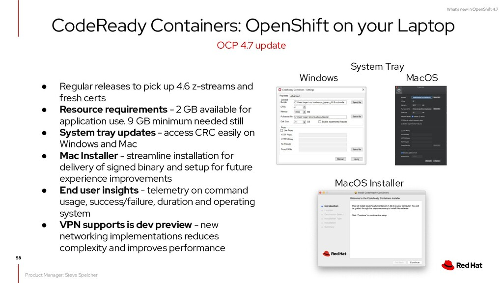 V0000000 What's new in OpenShift 4.7 OCP 4.7 up...