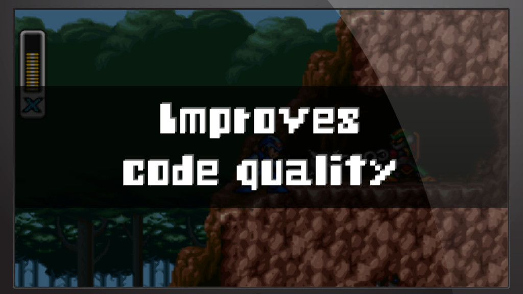 Improves code quality