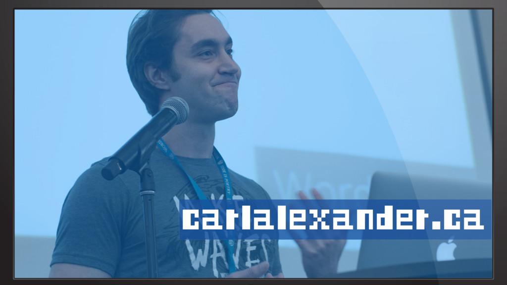 carlalexander.ca