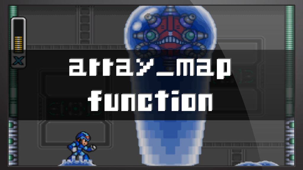 array_map function