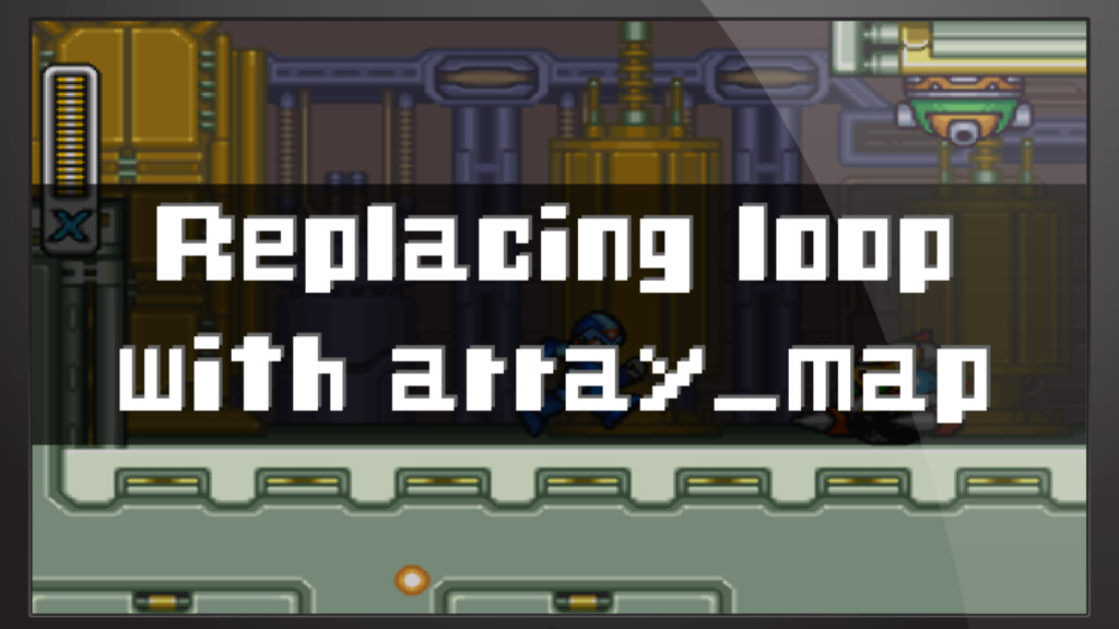 Replacing loop with array_map