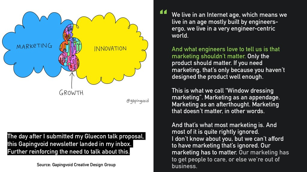 "@clairegiordano "" We live in an Internet age, w..."