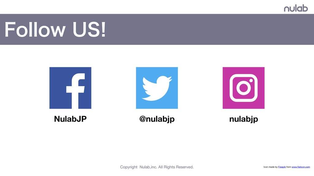Copyright Nulab,inc. All Rights Reserved. 'PMMP...