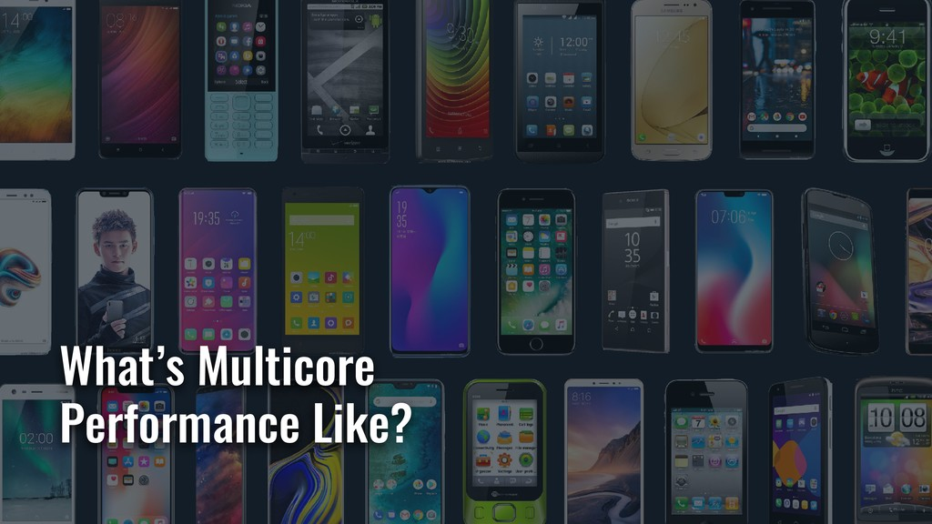 What's Multicore Performance Like?