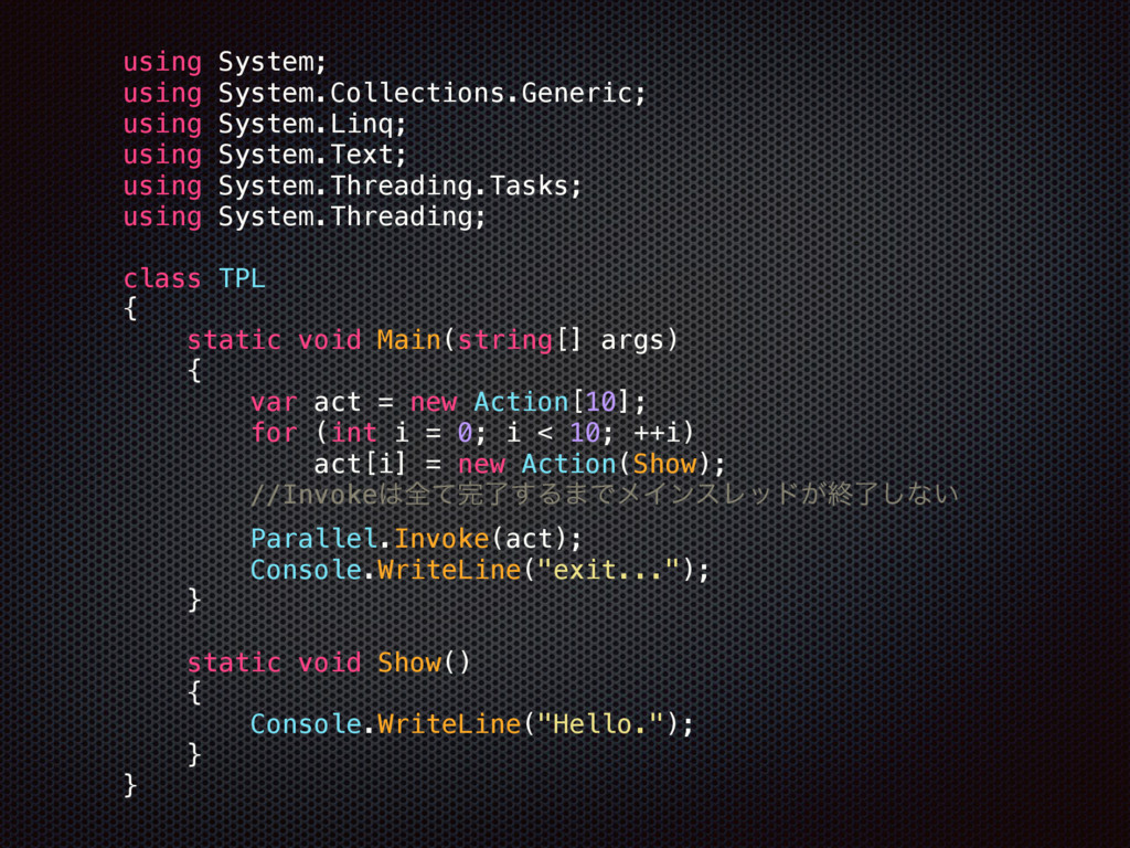 using System; using System.Collections.Generic...