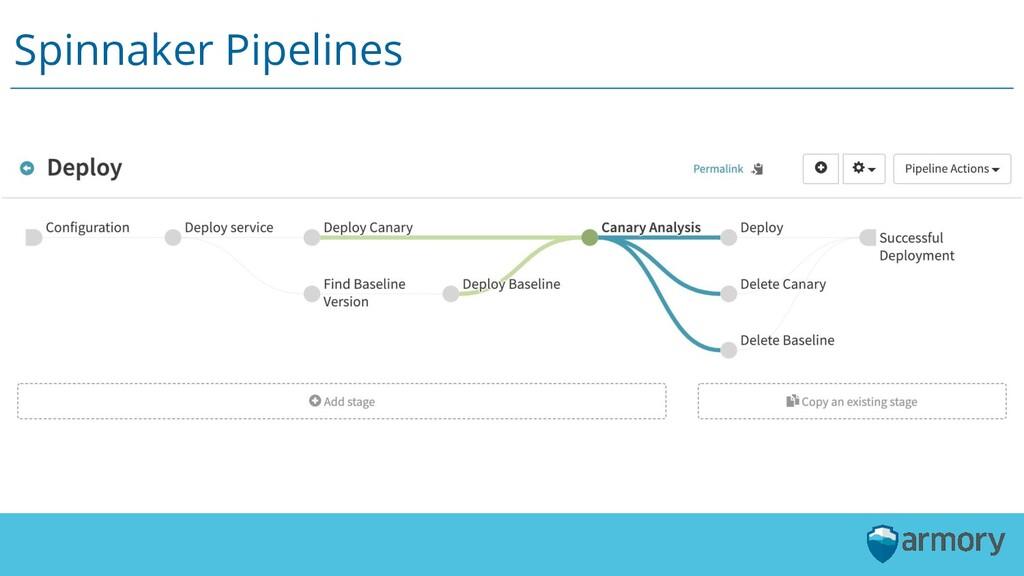 Spinnaker Pipelines