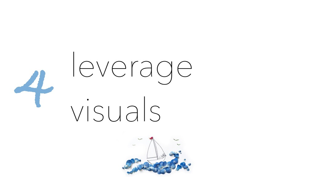 leverage visuals 4