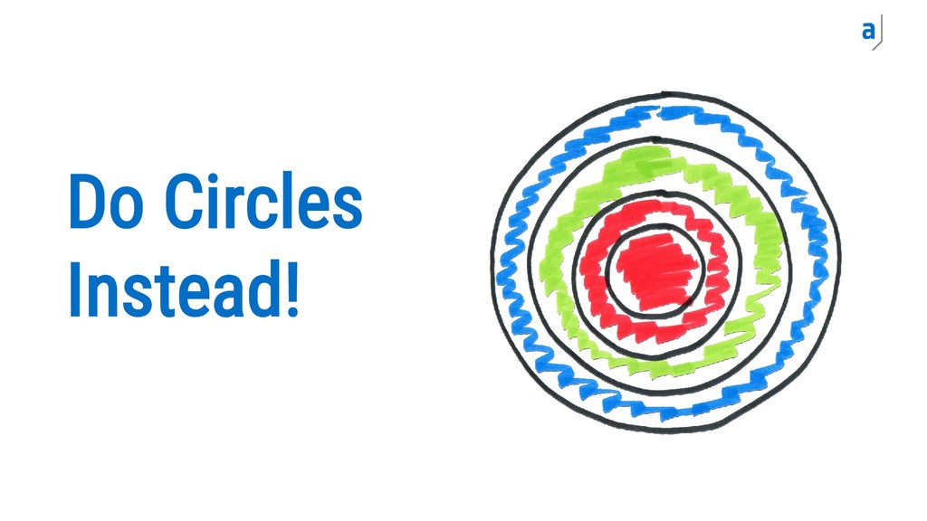 Do Circles Instead!