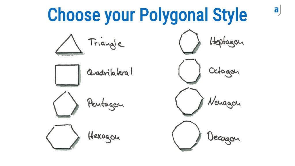 Choose your Polygonal Style