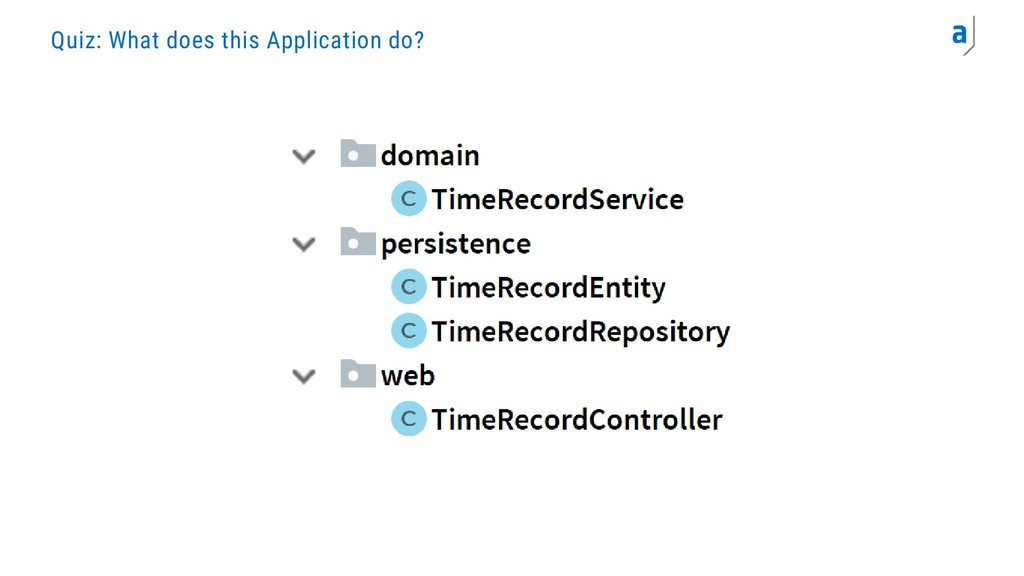 Quiz: What does this Application do?
