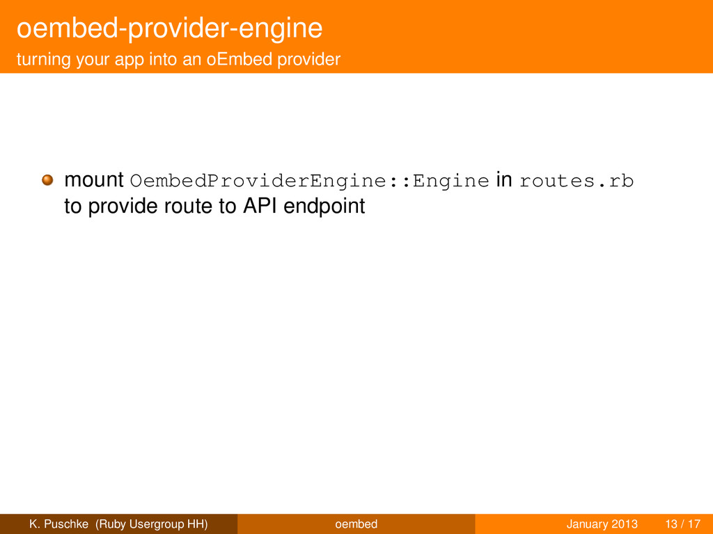 oembed-provider-engine turning your app into an...