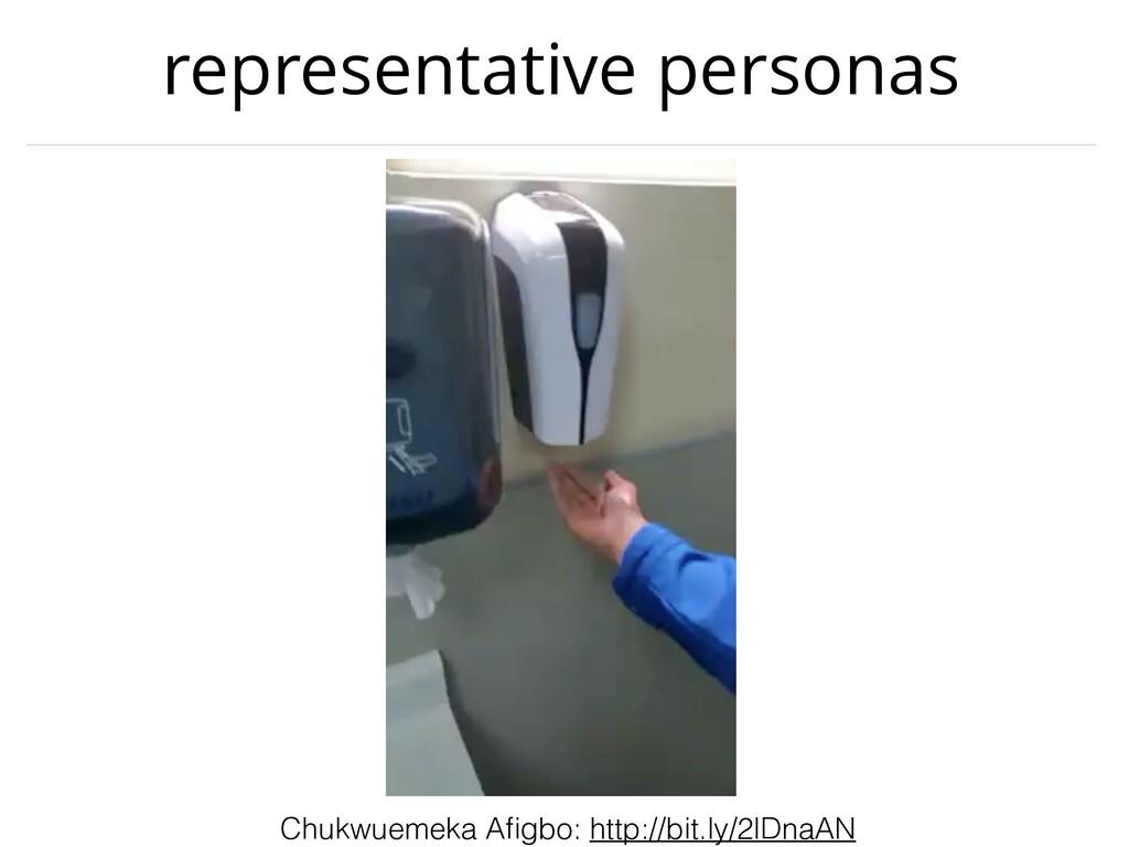 representative personas Chukwuemeka Afigbo: http...