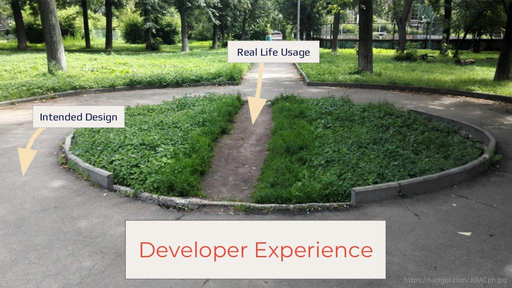 @miciek Developer Experience Intended Design Re...