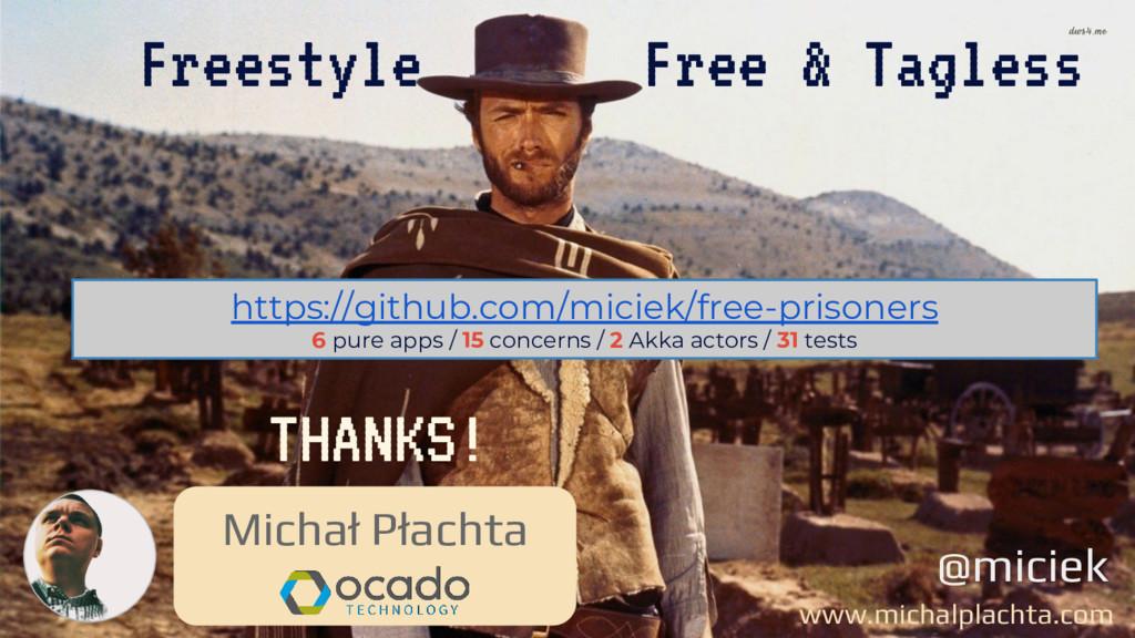 @miciek Michał Płachta www.michalplachta.com TH...
