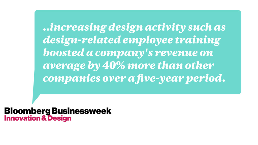 ..increasing design activity such as design-rel...