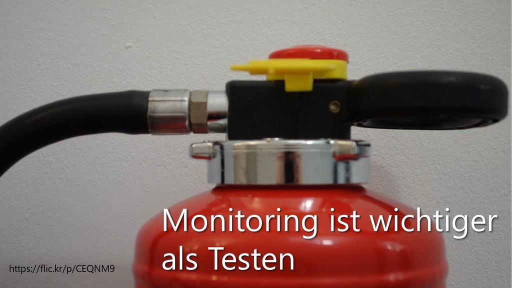 https://flic.kr/p/CEQNM9 Monitoring ist wichtig...