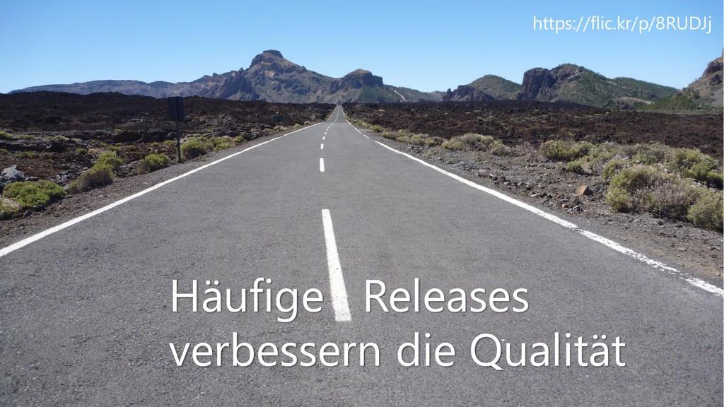 https://flic.kr/p/8RUDJj Häufige Releases verbe...