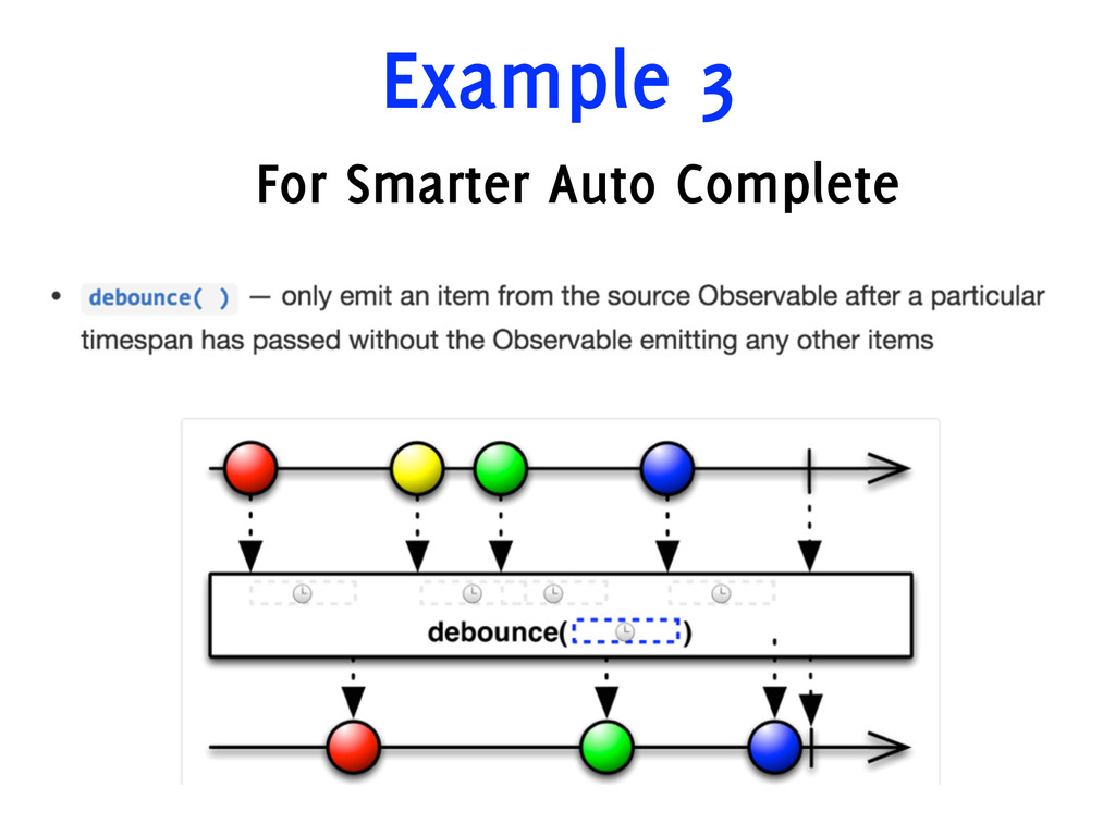 Example 3 For Smarter Auto Complete