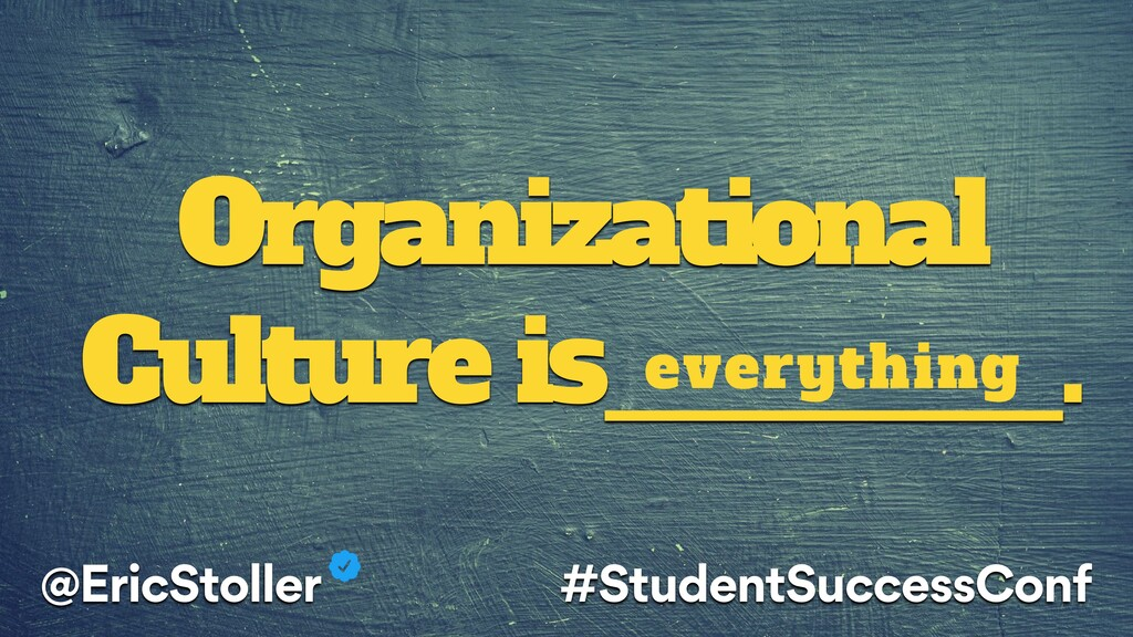 Organizational Culture is_______. everything @E...