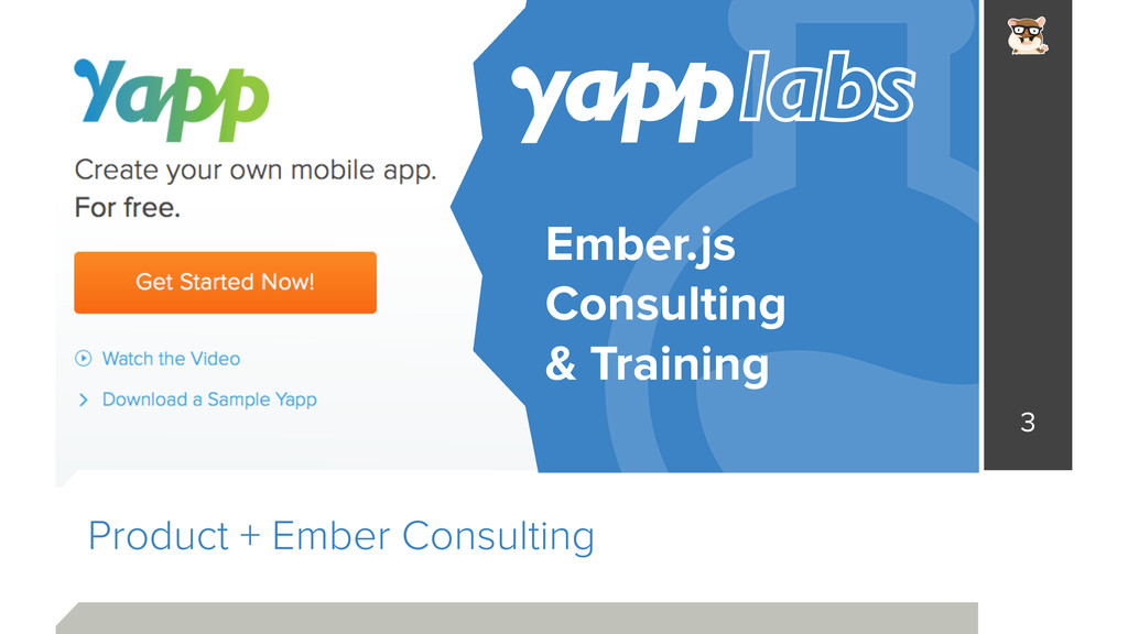 Product + Ember Consulting 3 TODO: Half page Ya...