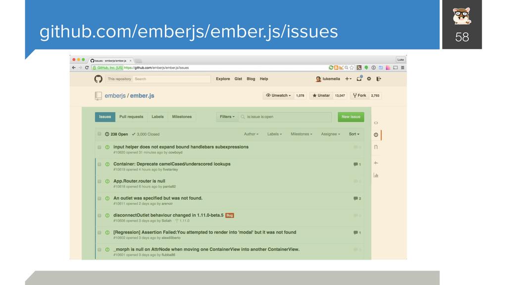 github.com/emberjs/ember.js/issues 58