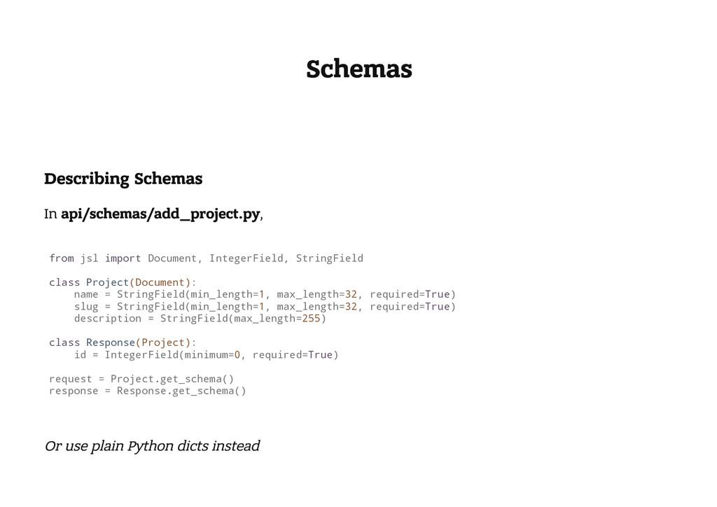 Schemas Describing Schemas In api/schemas/add_p...