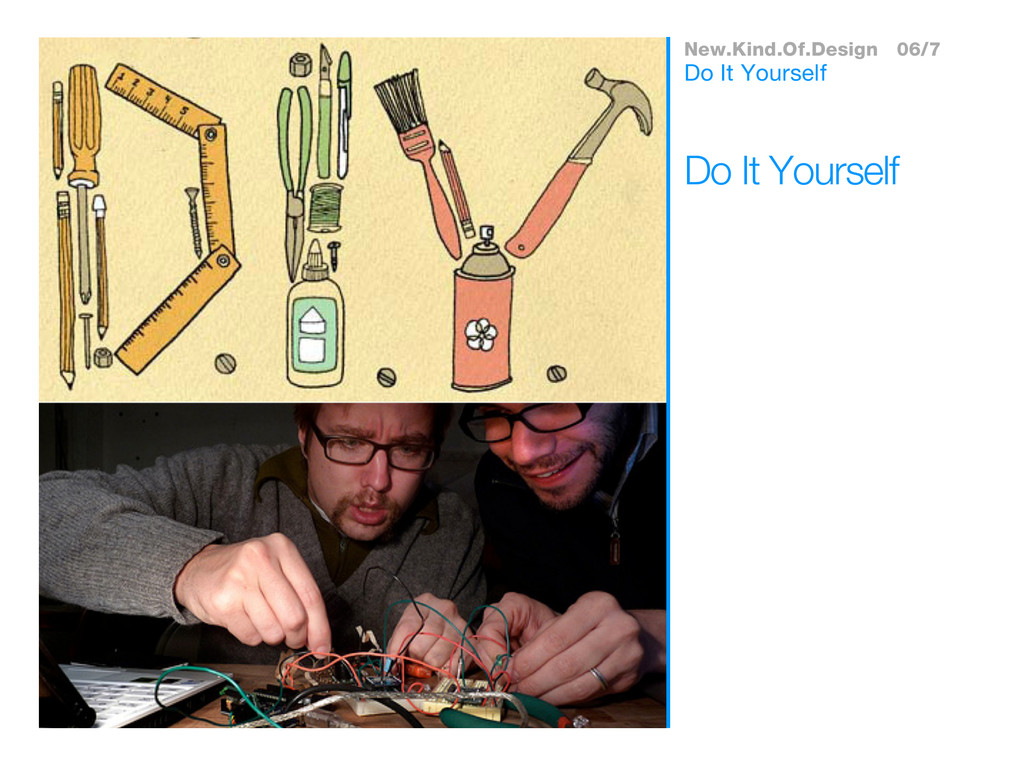 Do It Yourself Do It Yourself New.Kind.Of.Desig...
