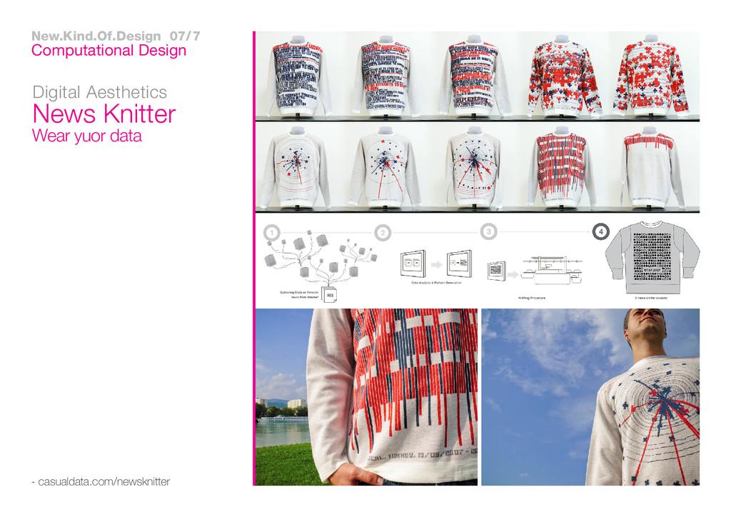 Computational Design New.Kind.Of.Design 07/7 - ...