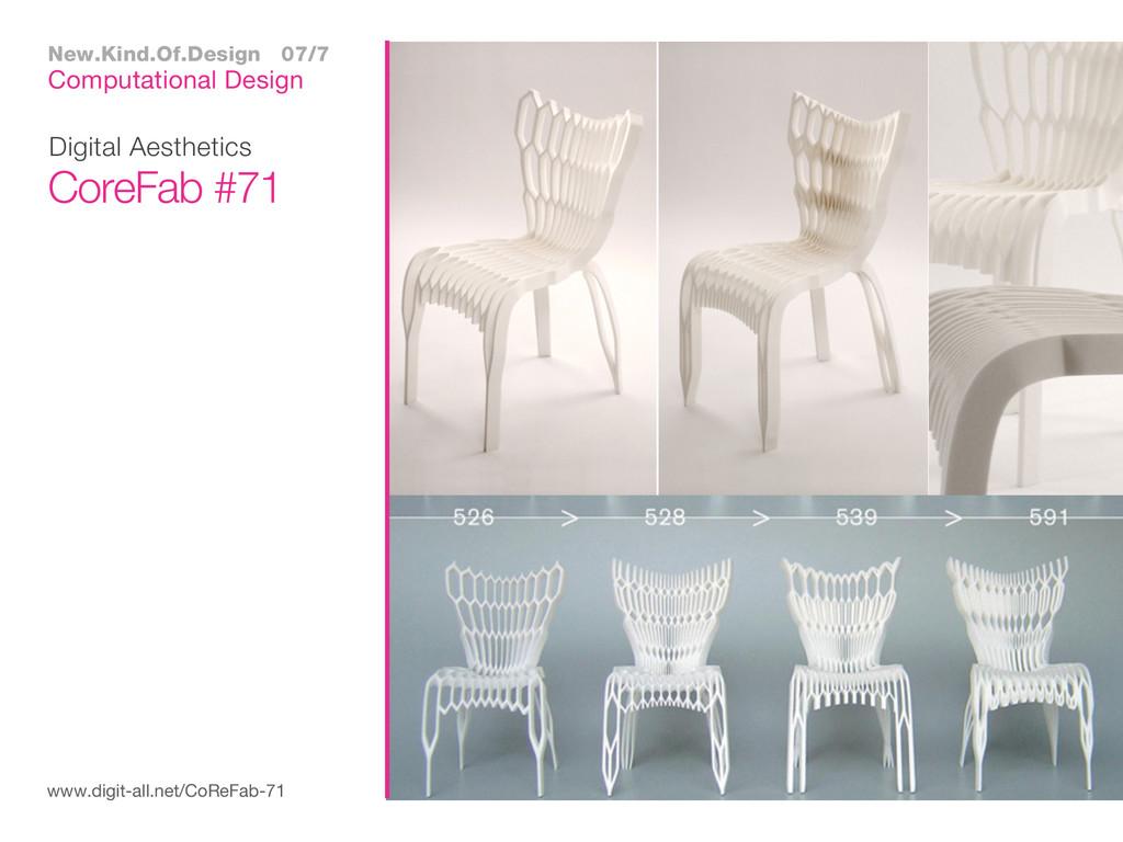 Digital Aesthetics www.digit-all.net/CoReFab-71...