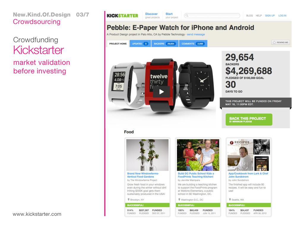 www.kickstarter.com ,JDLTUBSUFS Crowdsourcing N...