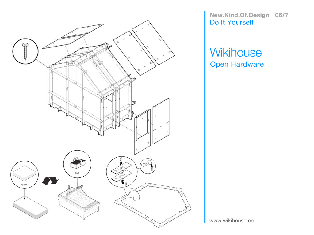 www.wikihouse.cc Open Hardware Wikihouse Do It ...