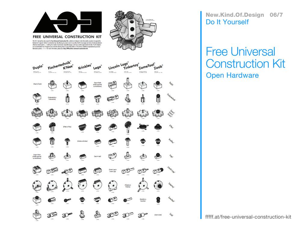 fffff.at/free-universal-construction-kit Open H...